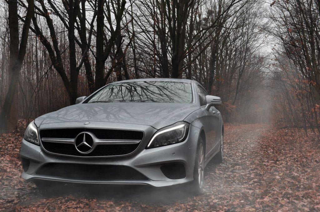 Mercedes in Canada